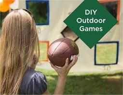 Diy Outdoor Games Diy Outdoor Fun Games For The Family Living Outdoors