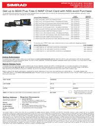 Lowrance Chart Card Fillable Online Gofree Shop Buy Maps And Charts For Your