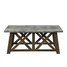 rustic farm coffee table living room cross leg centerpiece wood country vintage 7 7 of 7 see more