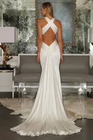 25 cute backless wedding dresses ideas