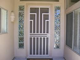 Storm Door Design Ideas Exterior Interesting Exterior Home Design With Storm Doors