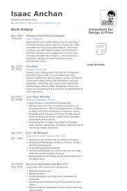 Freelance Consultant/ Designer Resume samples
