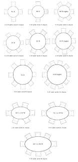 4 ft round table 4 foot round table round table size for 8 sizes pin dard