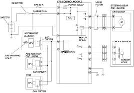 toyota eps wiring diagram toyota wiring diagrams
