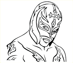 Wwe Coloring Page Coloring Page Printable Coloring Pages Various