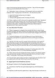 Sample Dismissal Letter Professional Employment Dismissal Letter Formal Template