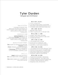 Magnificent Art Director Resume Mold Documentation Template