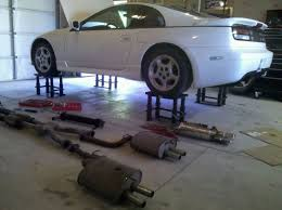 automotive lift stand alternative for jack stands