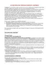 Disegno Lezione Psicologia Dello Sviluppo Studocu