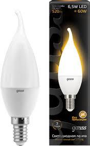 <b>Лампочки GAUSS</b> свеча на ветру - купить <b>лампочки Гаусс</b> с ...