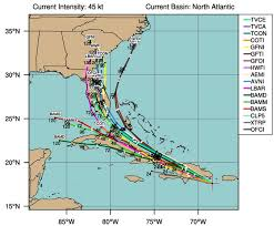What Are Spaghetti Models Track The Tropics Spaghetti