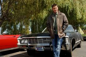 A 'Supernatural' souvenir, who will get the flashy car? Our money is on  star Jensen Ackles - New York Daily News