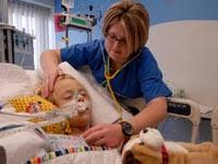 Picu Nurse Critical Care Medicine Pediatric Intensive Care Picu St