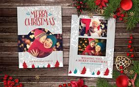 Christmas Card Templates For Photoshop Under Fontanacountryinn Com