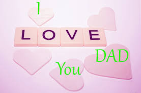 love u dad wallpaper hd background