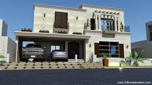 1 Kanal Spanish House Design PLan DHA Lahore.Pakistan   House Elevation  Orieo   Pinterest   Spanish house, Spanish and House