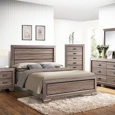 picture of farrow driftwood 8 pc queen bedroom