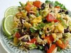 vegetarische rijst recepten