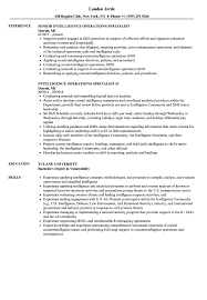 Intelligence Resume Static Equipment Engineer Cover Letter Email