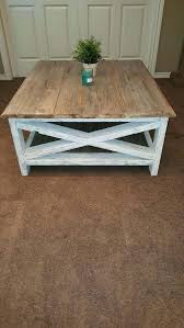 table impressive white and oak coffee table round throughout wood uk
