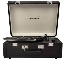 Виниловый <b>проигрыватель Crosley Portfolio</b> Portable купить в ...