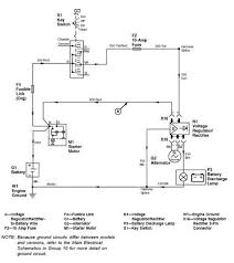 john deere alternator wiring diagram john image john deere wiring diagram for am107421 kit john deere wiring on john deere alternator wiring diagram