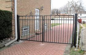 wrought iron fence gate. Awesome Metal Fence Gates Perfect Fencing Fabrication \u0026 Installation | Custom Wrought Iron Gate E
