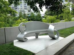 Bench Park Outdoor Wood Benches Information Regarding Stylish Modern Park Benches