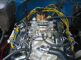 spark plug wiring diagram sbc wiring diagrams poll sbc spark plug wires over or under the 1947