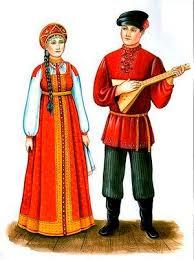 Русский народ культура традиции и обычаи