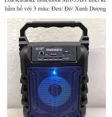 TẶNG 2 MIC KARAOKE CÓ VANG 200K] Loa Kẹo Kéo Karaoke Bluetooth Mini  JAVA33bt - Loabluetooth - Micro Blutooth
