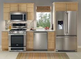 Of Kitchen Appliances Stainless Steel Kitchen Appliances Marceladickcom