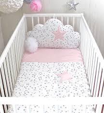 baby cot baby pillows cloud cushion
