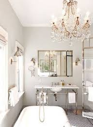 elegant chandelier bathroom lighting best ideas about bathroom chandelier on master bath
