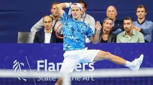 Diego Schwartzman Downs Andy Murray In Antwerp | ATP Tour