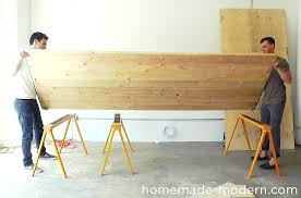 diy conference table homemade modern conference table diy industrial conference table