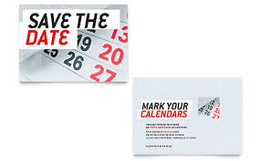 Save Word Templates Save The Date Announcement Template Word Publisher