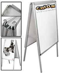 Stand Whiteboard Flip Chart Board Cyf9108