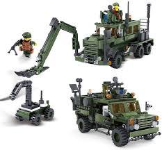 """<b>Конструктор KAZI</b> """"<b>Инженерные</b> войска"""" - 84040 — купить в ..."""