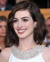 Anne Hathaway S Rich Dark Brown