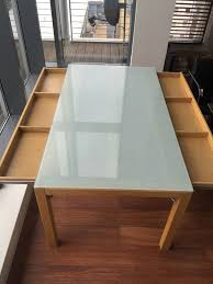 Ikea glass office desk Minimalist Glass Ikea Dining Table Office Desk Oak Base Frosted Glass Top Ikea Coffee Table Base Desk Ideas Ikea Dining Table Office Desk Oak Base Frosted Glass Top Wrought