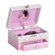 Granddaughter Jewelry Box