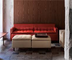 contemporary furniture sofa. View In Gallery Salon Sofa Red Leather Contemporary Furniture