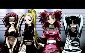 Naruto Girls Wallpapers - Top Free ...