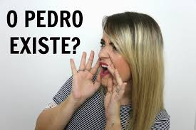 O PEDRO DO LIVRO EXISTE? - YouTube