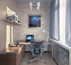 office table feng shui. Feng Shui Office Desk Facing Wall With Shelf And Curtains For Small Spaces Table P