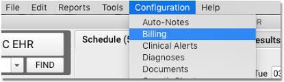 Icd 10 Chart Builder Configure Pcc Ehr Billing And The Electronic Encounter Form