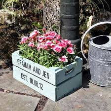 build wood planter same 22 ideas to upcycling wine boxes