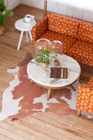 homemade barbie furniture ideas. DIY Dollhouse Coffee Table Homemade Barbie Furniture Ideas E