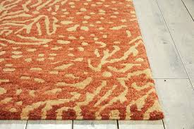 rust colored area rugs modern beige rug from e furniture color rust colored area rugs